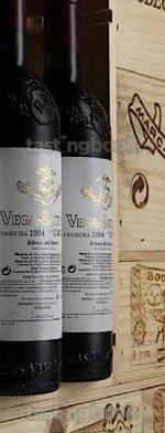 Red wine, Unico 1994