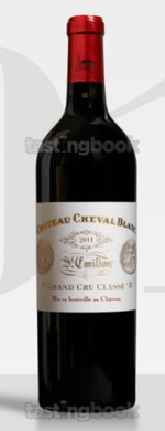 Red wine, Cheval Blanc 2011