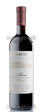 Red wine, Barolo Bricco Brunate 2007