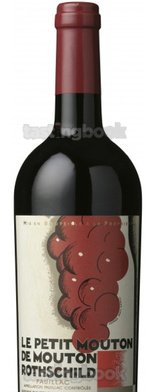 Red wine, Le Petit Mouton 2012