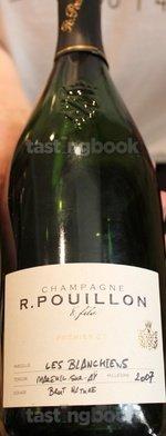 Sparkling wine, Les Blanchiens 2007