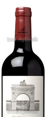 Red wine, Léoville-Las Cases 2016