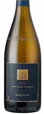 White wine, Signature Napa Valley Viognier 2018