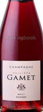 Sparkling wine, Rosé de Saignée NV (10's)