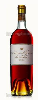 Sweet wine, d'Yquem 1899