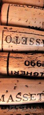 Red wine, Masseto 1996