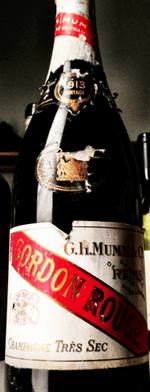 Sparkling wine, Cordon Rouge vintage 1913