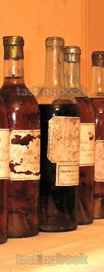 Sweet wine, d'Yquem 1881