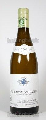 White wine, Puligny-Montrachet 2006