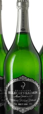 Sparkling wine, Cuvée Nicolas-François Billecart 1999