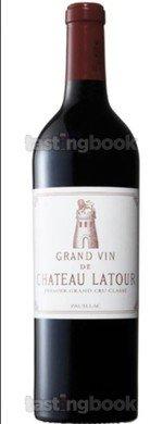Red wine, Château Latour 2015