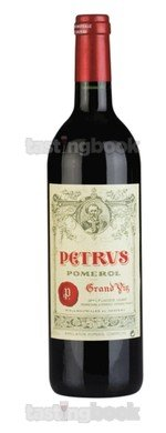 Red wine, Pétrus 2018