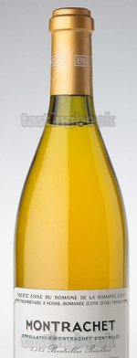 White wine, Montrachet 2000