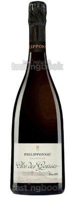 Sparkling wine, Clos des Goisses 2008