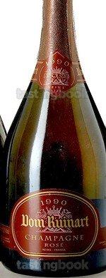Sparkling wine, Dom Ruinart Rosé 1990