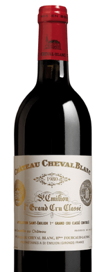 Red wine, Cheval Blanc 1980