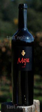 Red wine, Maya 2008