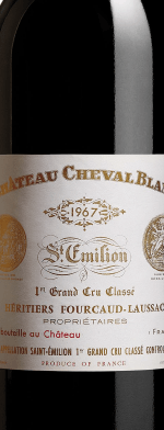 Red wine, Cheval Blanc 1967