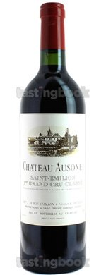Red wine, Château Ausone 2014
