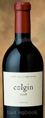 Red wine, Colgin Cariad 2008