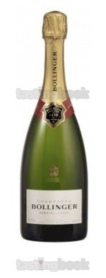 Sparkling wine, Bollinger Special Cuvée NV (10's)