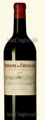 Red wine, Domaine de Chevalier 2005