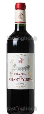Red wine, Château Chantegrive 2015
