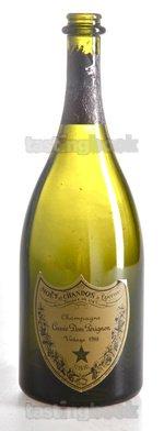 Sparkling wine, Dom Pérignon 1988