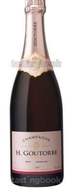 Sparkling wine, Cuvée Rosé Grand Cru Aÿ NV (10's)