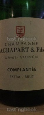 Sparkling wine, Complantée NV (10's)