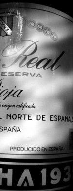 TYPE , Vina Real Gran Reserva 1935