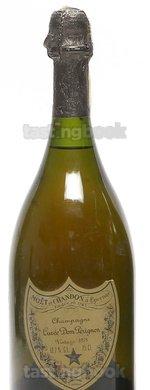 Sparkling wine, Dom Pérignon 1975