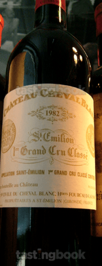 Red wine, Cheval Blanc 1982