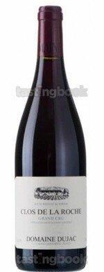 Red wine, Clos-de-la-Roche 2017