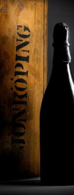 Sparkling wine, Goût Américain 1907