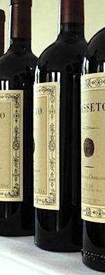 Red wine, Masseto 1991