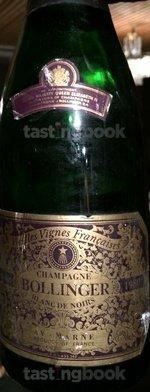 Sparkling wine, Vieilles Vignes Françaises 1980