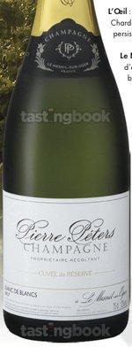 Sparkling wine, Cuvée de Réserve NV (10's)