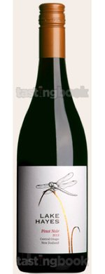 Red wine, Lake Hayes Pinot Noir 2011