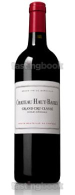Red wine, Château Haut-Bailly 2000