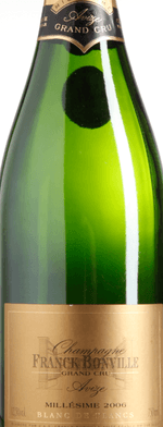 Sparkling wine, Blanc de Blancs Brut Millésime 2006