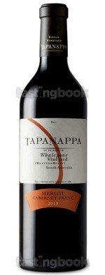 Red wine, Whalebone Vineyard Merlot Cabernet Franc 2013