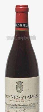 Red wine, Bonnes Mares Grand Cru 2009
