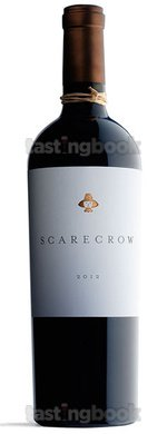 Red wine, Scarecrow 2012