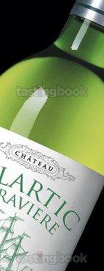 White wine, Château Malartic-Lagraviere Blanc 2016