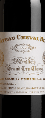 Red wine, Cheval Blanc 1979