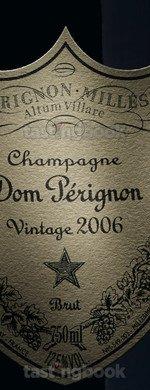 Sparkling wine, Dom Pérignon 2006