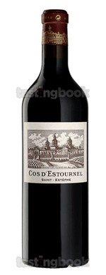 Red wine, Château Cos d'Estournel 2018