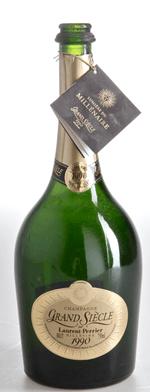 Sparkling wine, Grand Siècle 1990