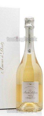 Sparkling wine, Amour de Deutz 2008